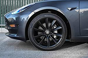 Amazon.com: Tesla Model 3 Aero - Tapacubos: Automotive