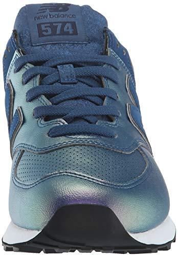 574v2 Tennis Ksd New moroccan pigment Blu Da Balance Scarpa Donna Tile 5IOOqT