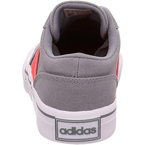 adidas GVP - Zapatillas deportivas para Hombre, Gris - (GRIS/ROJSOL/FTWBLA) 37 1/3