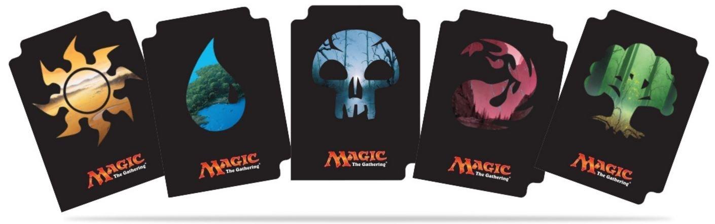 Amazon Magic Mana 5 Divider Pack 15 Dividers Toys Games