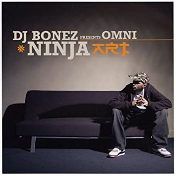 Ninja Art: DJ Bones: Amazon.es: Música