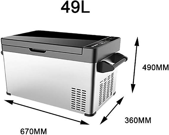 Compresor Congelador Congelador Mini AC o DC Power Cooler, Beber ...