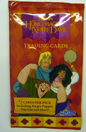 Disney's Hunchback of Notre Dame Trading Cards -  SkyBox