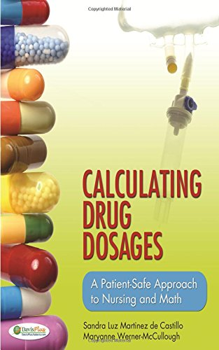 Calculating Drug Dosages W/Access