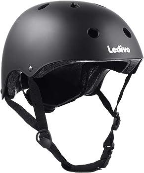 Ledivo Kids Adjustable Bike Helmet
