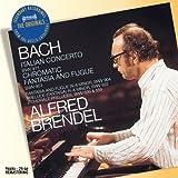 Bach: Italian Concerto BWV 971; Chromatic Fantasia and Fugue BWV 903