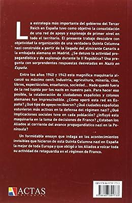 Nazis en España: Amazon.es: Más Torrecillas, Javier: Libros