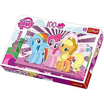 Amazon Com My Little Pony Floor Puzzle 46 Piece Toys