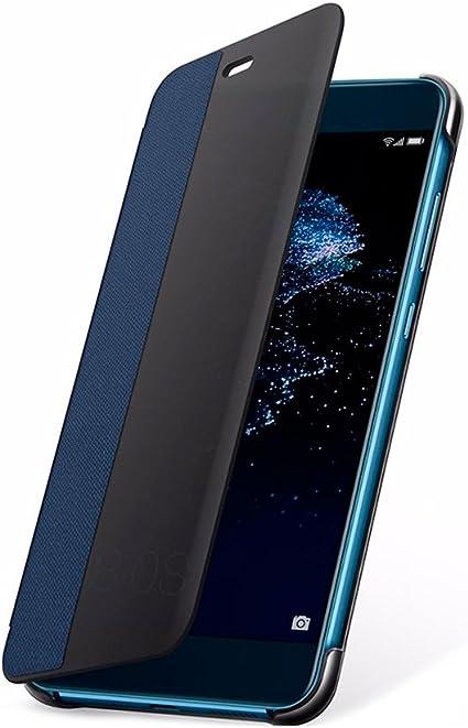 Huawei BXHU1908 - Funda View Cover P10 Lite, Color Azul: Amazon.es: Electrónica
