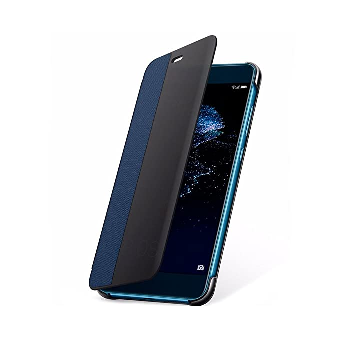 vasta selezione di 030e7 03ad9 Original Official Huawei P10 lite Smart View Flip Cover Case - Blue