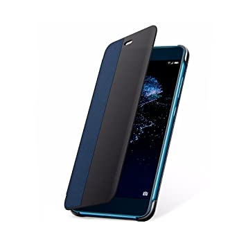 promo code 7a9c3 8d060 Huawei Flip View Cover Case for P10 Lite - Blue