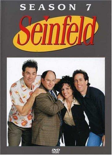 DVD : Seinfeld: The Complete Seventh Season (Full Frame, Boxed Set, , 4 Disc)