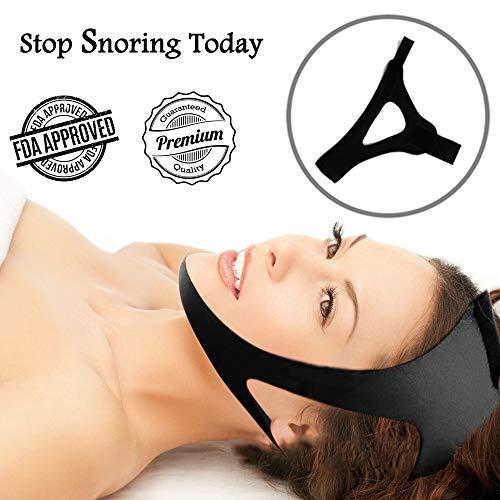 Anti Snoring Chin Strap Adjustable