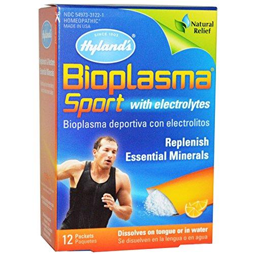 Hylands Bioplasma Electrolytes Citrus Packets