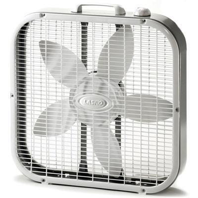 lasko 3733 box fan - 5
