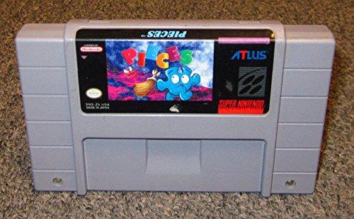 Pieces Super Nintendo SNES