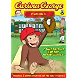Curious George: Plays Ball