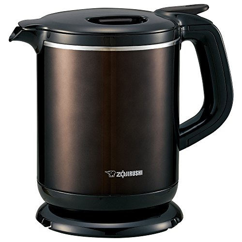 Zojirushi electric kettle (0.8L) Metallic Brown CK-AW08-TM (Electric Kettle Brown compare prices)