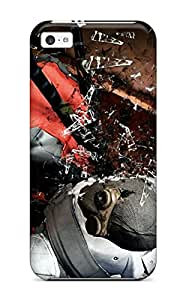 Fashion Protective Deadpool Case Cover For iPhone 5 5s