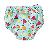 ATTRACO Infant Baby Girl Swim Nappies Reusable Swim