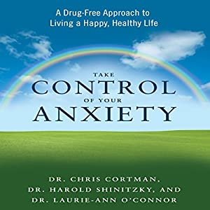 Take Control of Your Anxiety Audiobook