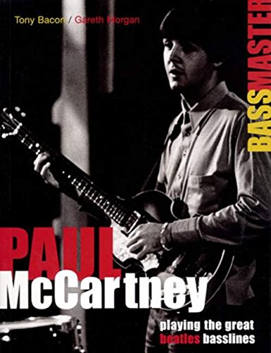 Paul McCartney - Bass Master - Playing the Great Beatles Basslines  (Softcover/Tab)
