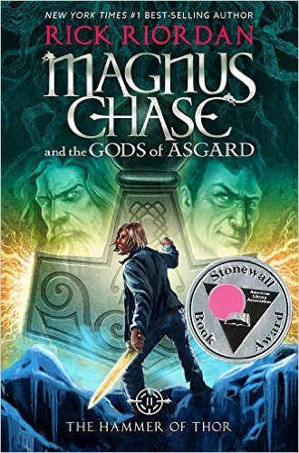Read Online The Hammer of Thor (Magnus Chase and the Gods of Asgard 02) pdf