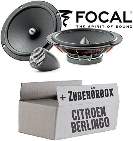 Citroen Berlingo 2 Speakers Speakers Focal Isu165 16 Cm 2 Way System Car Mounting Accessories Mounting Kit Navigation Car Hifi