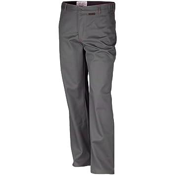 Qualitex ROBUST SA - Pantalones de soldadura, diversos colores., color gris - gris oscuro, tamaño 48 [DE 46]: Amazon.es: Bricolaje y herramientas