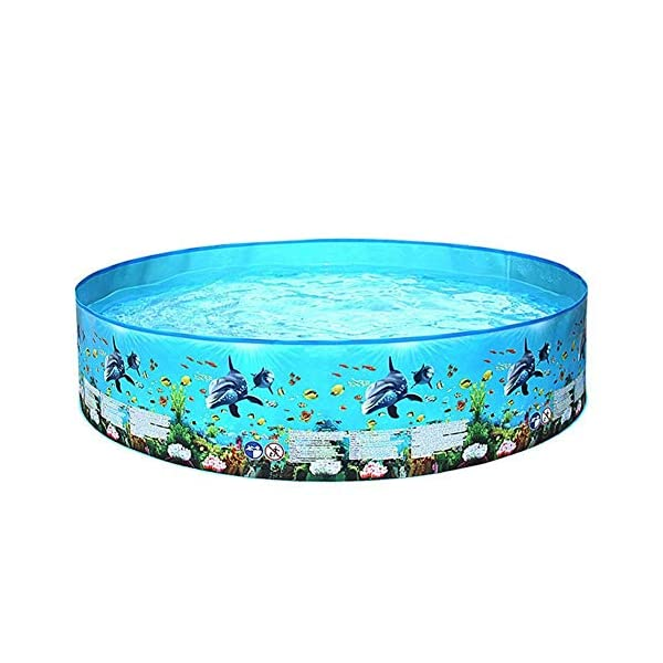 Yankuoo Piscina gonfiabile di grandi dimensioni per adulti e bambini piscina piscina piscina all'aperto coperta vasca… 1 spesavip