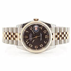 Rolex Datejust Automatic-self-Wind Male Watch 116231 (Certified Pre-Owned)