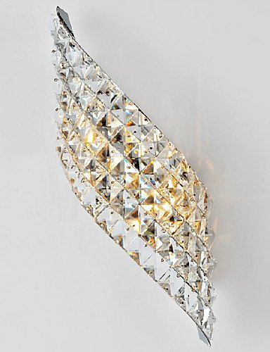 Crystal Wall Light,Modern Incision Electroplate Tempering