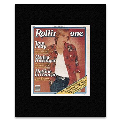 Rolling Stone - Tom Petty 1980 Mini Poster