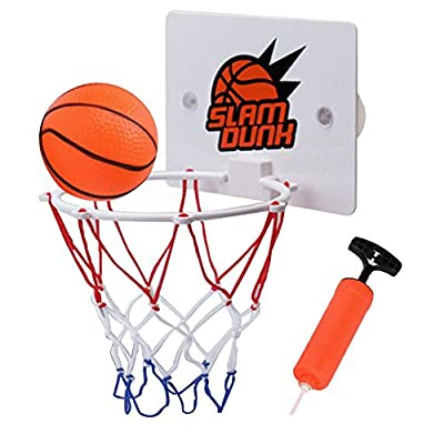 per Kids Mini Basketball Toy Set with Portable Basketball Hoop &Pump Indoor Outdoor Sports Kit for Toddlers : Baby