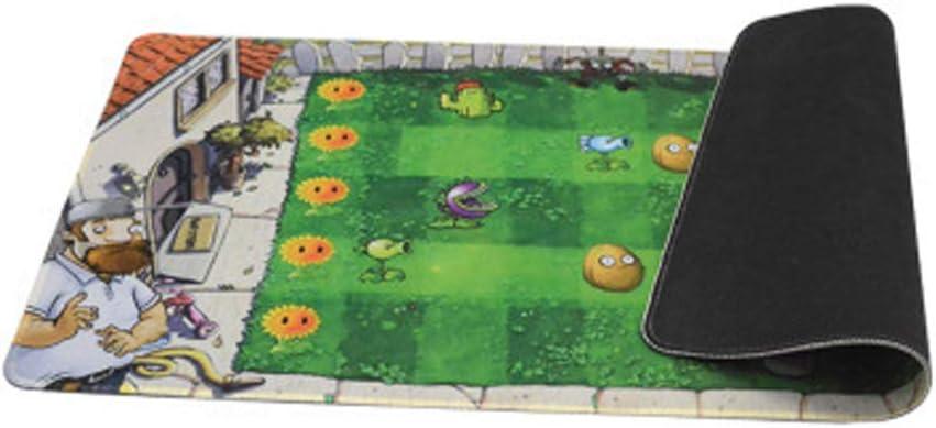 Maikerry Plants VS Zombies Toy PVC Battle Map New