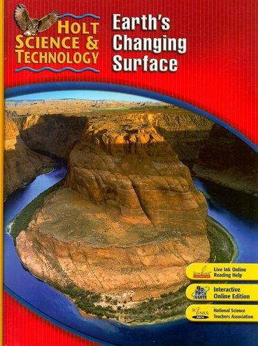 Holt Science & Technology: Earth's Changing Surface Short Course G ebook