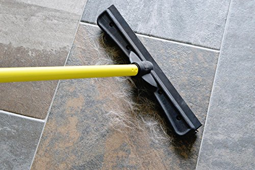 Evriholder Furemover Broom With Squeegee Made From Natural