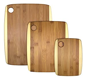 Totally Bamboo Bamboo Serving and Cutting Boad