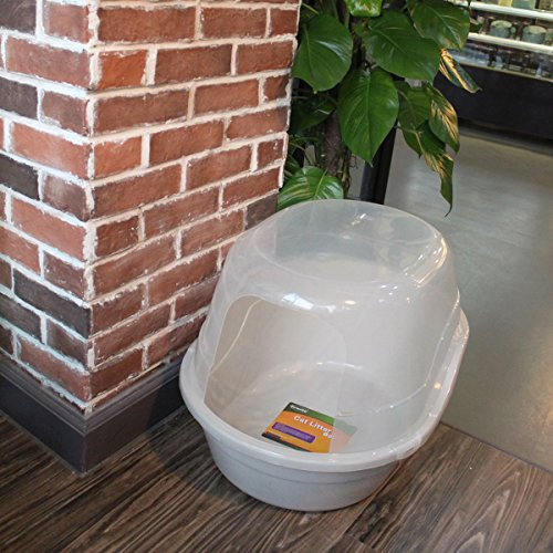 Favorite 25 Inch Cat Litter Box Extra Large Jumbo Covered