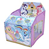 Playhut Little Pony 3-in-1 Game Center Play Tent Playtent