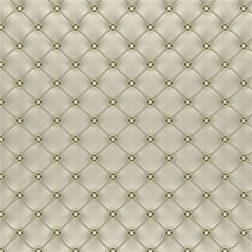 - LFEEY 8x8ft Upholstered White Tufted Photo Backdrop for Wedding Party Kids Newborn Baby Portrait Background for Photography Studio Porps