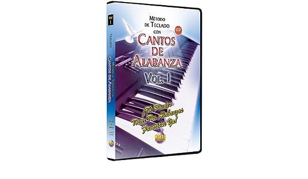 Amazon.com: Metodo Con Cantos De Alabanza -- Teclado 1: Tu Puedes Tocar Tus Alabanzas Favoritas Ya: Rogelio Maya: Movies & TV