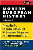 Modern European History