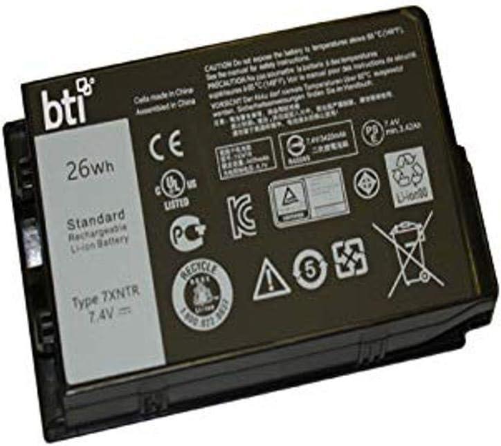 Batt Batteries for Latitude 12 7202 12 702 Tablet