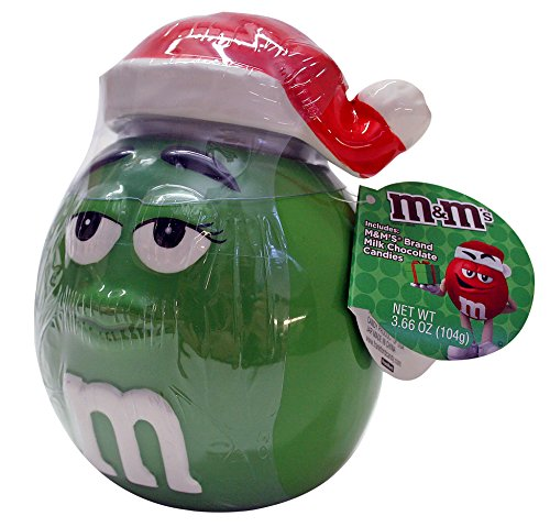 m and m candy jar - 2