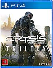 Crysis Trilogy - Remastered-Padrão-Playstation 4