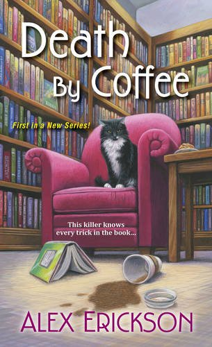 book cover of Death By Coffee