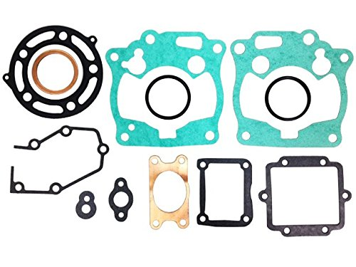 Outlaw Racing OR3966 Top End Gasket Complete Set Kawasaki KX125 1998-2002 Dirt Kit