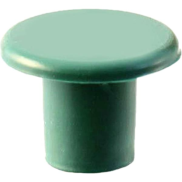 Cane Caps Pack of 40 Help prevent injuries in garden from bamboo canes