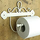 Boutique scroll loo roll holder by Chaise Longue Boutique